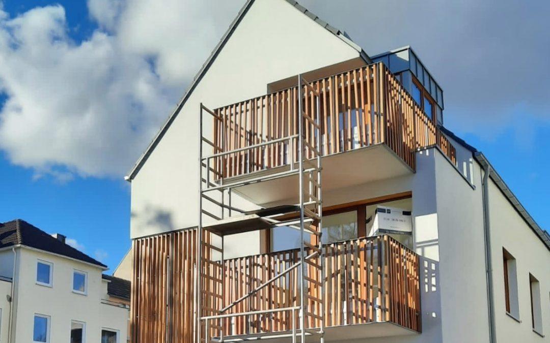Schlussabnahme Zweifamilienhaus in Bonn Bad Godesberg-Mehlem