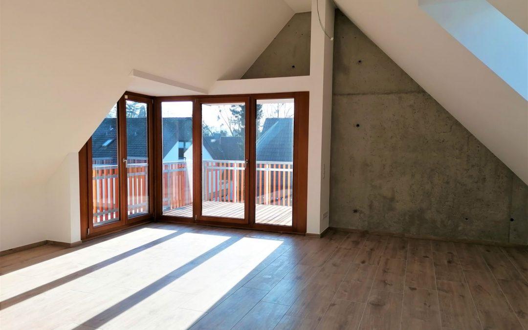 Fertigstellung Zweifamilienhaus in Bonn Bad Godesberg-Mehlem