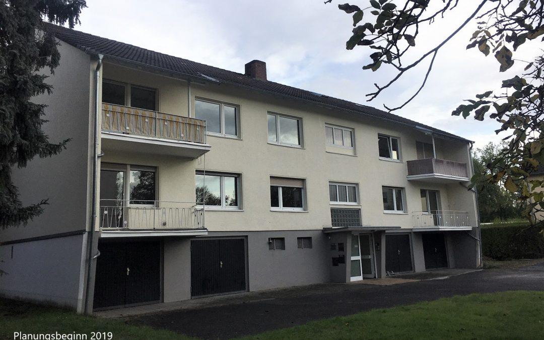 Fortschritte Mehrfamilienhaus in Bonn-Beuel